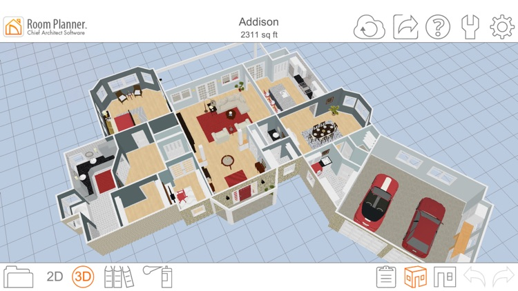 Room Planner LE Home Design screenshot-0