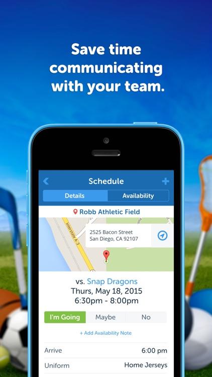TeamSnap - Sports Team Management