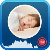 uBabyCam with AV recording icon