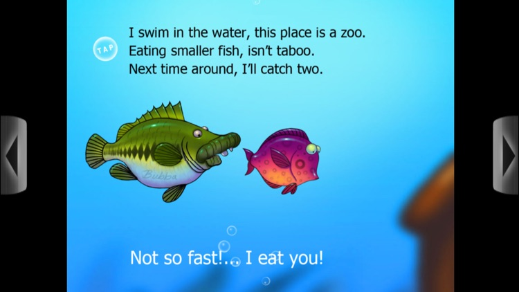 I Eat You! - Animated Book App for Kids