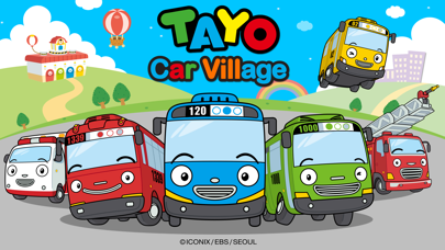 Tayo Car Village-0