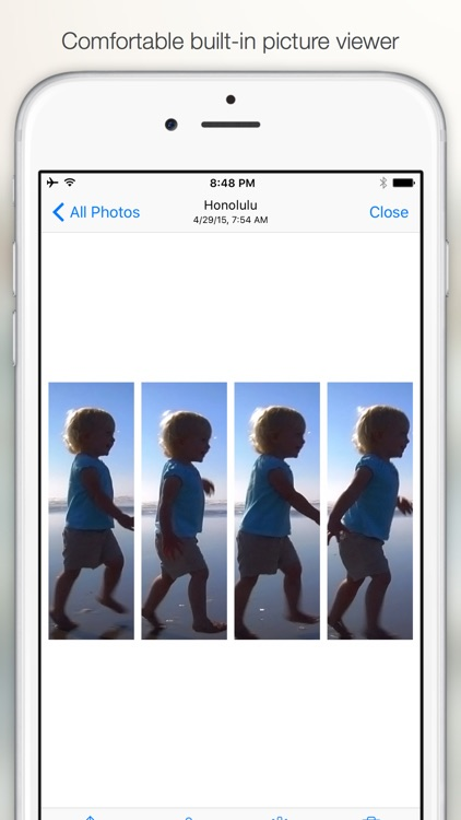 Fotomecha - continuous shoot & animated GIF camera screenshot-3