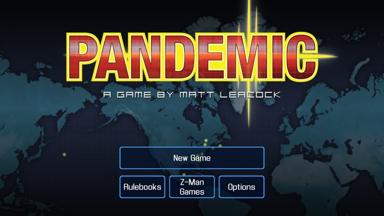 Pandemic: The Board Game screenshot-0