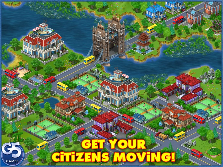 Virtual City Playground HD screenshot-4