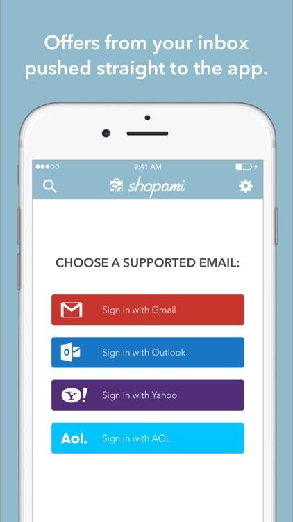 Shopami: Shopping app for coupons & discounts. screenshot-4