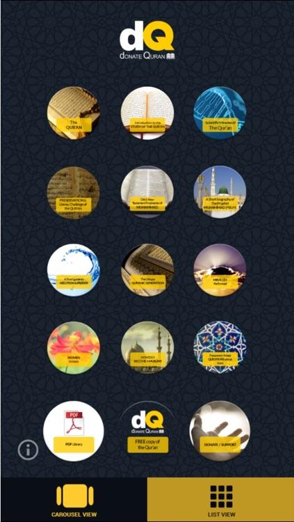 Donate Quran screenshot-3