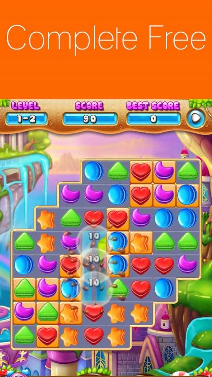 Delicious Jelly Smash Mania - Jelly Puzzle Edition