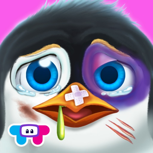 Penguin Love Story - Arctic Rescue : A Doctor X Adventure