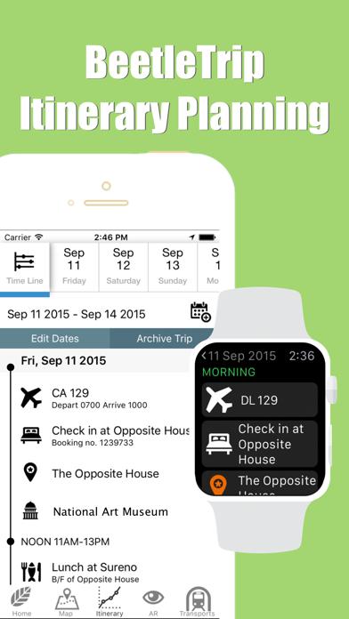フランスのパリ電車旅行ガイドとオフライン地図, BeetleTrip Paris travel guide with offline map and ratp rer metro transitのおすすめ画像1