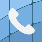 FutureDialer: ergonomic dialer for single-handed use, with fast T9 contact search icon