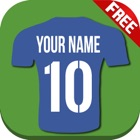 Football Jersey Maker - Create your  personalized jersey icon