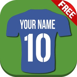 Football Jersey Maker - Create your  personalized jersey
