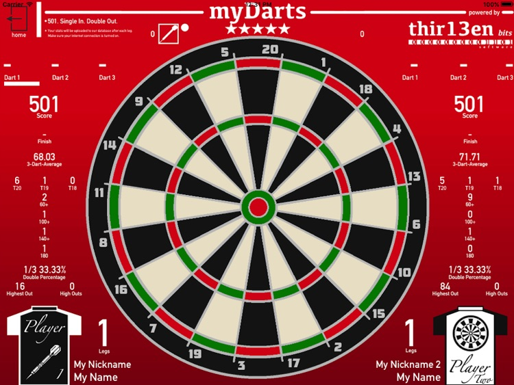 myDarts screenshot-3