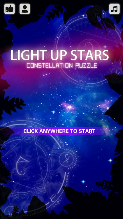Light Up Stars-Constellation Puzzle