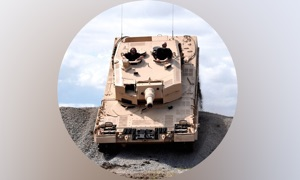 Military Tanks Info Kit
