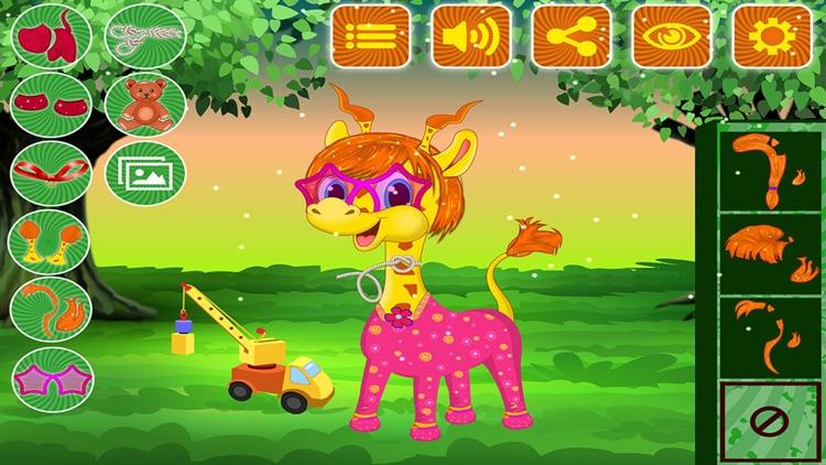 Baby Giraffe Salon screenshot-4