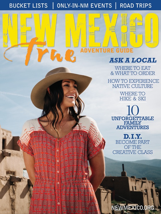 New Mexico Vacation Guide+ screenshot-0