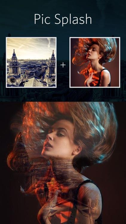 Pic Splash Pro - Recolor Camera & Filter Effects Blender