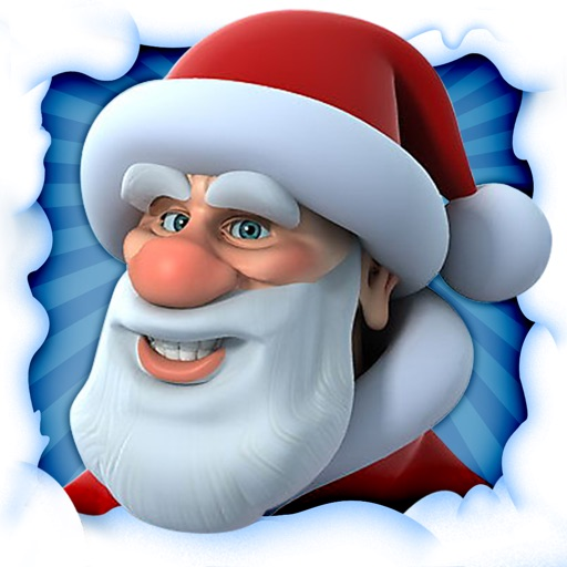 Talking Santa for iPad HD icon