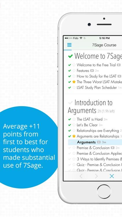 7Sage LSAT Prep