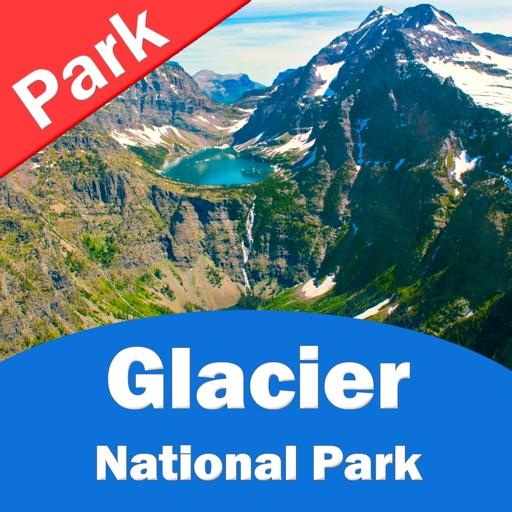 Glacier National Park – GPS Offline Park Map Navigator