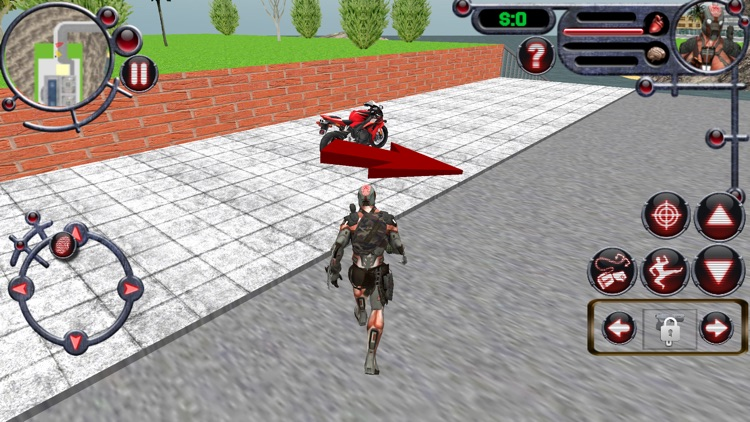 Rope Hero 3 screenshot-4