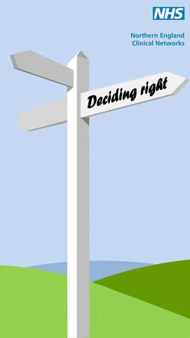 Deciding Right