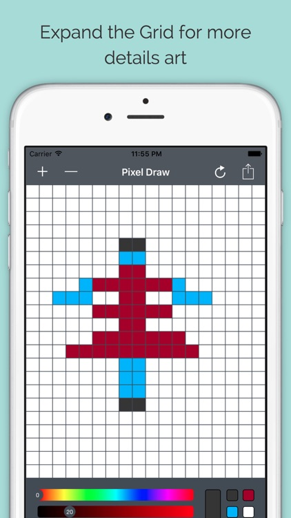 make your own pixel art for free by ramalingam sivaramakrishnan Spring Pixel Art make your own pixel art for free
