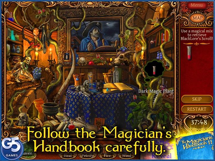 The Magician's Handbook II: Blacklore HD (Full) screenshot-3