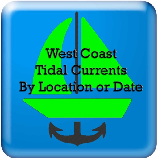 West Coast Tidal Currents by Date and Location