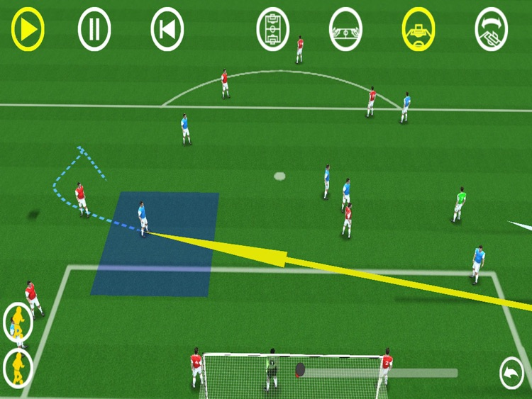 Football3D Coach Pro screenshot-0