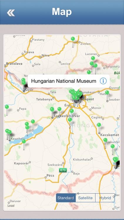 Hungary Offline Travel Guide screenshot-3