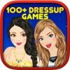 女の子のための110+無料ドレスアップゲーム - iPhoneアプリ