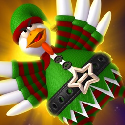 Chicken Invaders 4 Xmas HD