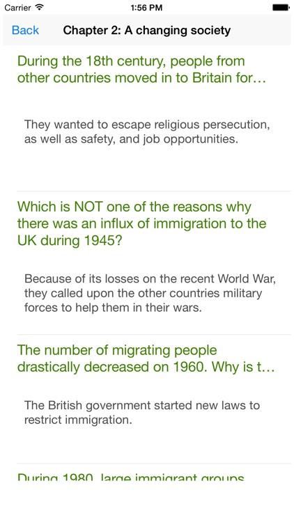 UK Citizenship Test - Life In The UK screenshot-4