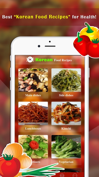 Korean food recipes best foods for health by truc quynh korean food recipes best foods for health forumfinder Images