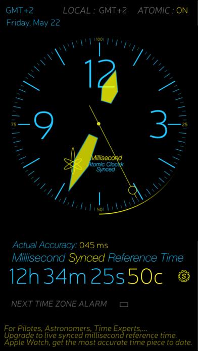 Atomic Clockのおすすめ画像1