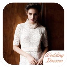 Wedding Dress Design Ideas for iPad