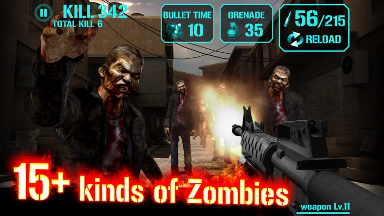 GUN ZOMBIE screenshot-2