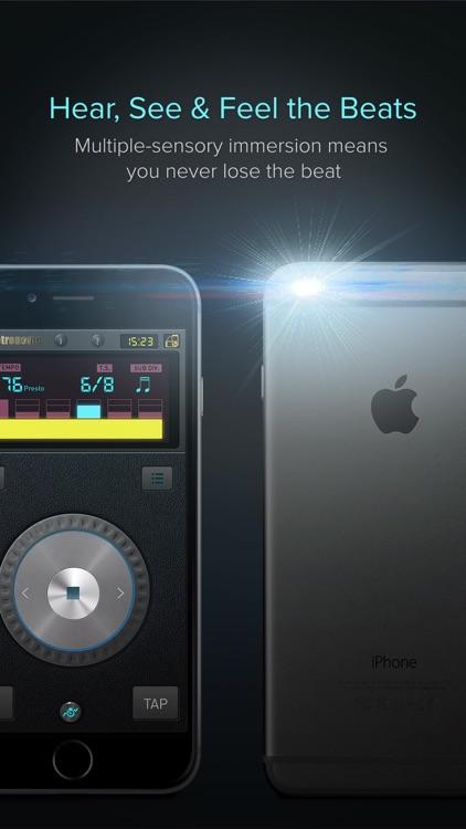 Pro Metronome - Tempo,Beat,Subdivision,Polyrhythm