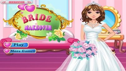 Bride makeover wedding decoration game for girls who like beauty screenshot 5 for bride makeover wedding decoration game for girls who like beauty junglespirit Images