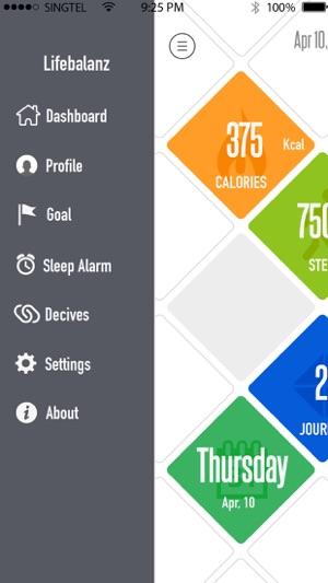 LifeBalanz - Star 21 Smart Fitness Band on the App Store