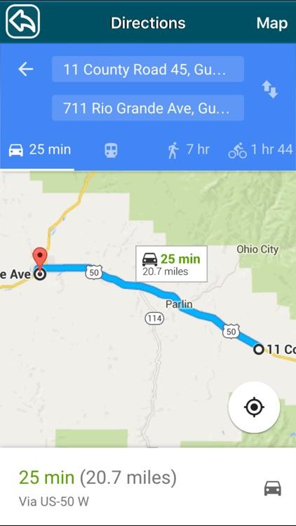 Colorado National & State Parks screenshot-3