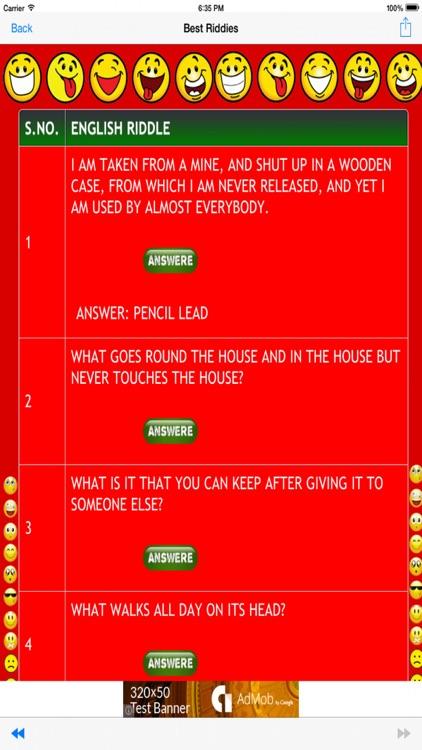 Best Riddles List- Top Puzzle by Rikhil Jain