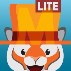 Activities of Magic Hat: Wild Animals Lite - Playing and Learning with Words and Sounds
