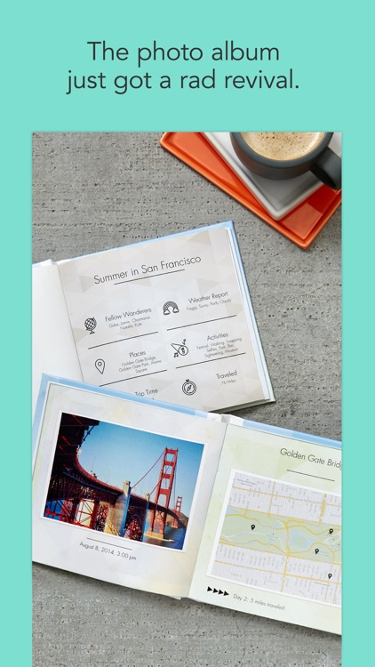 TripPix - Print Travel Pictures into Photo Books