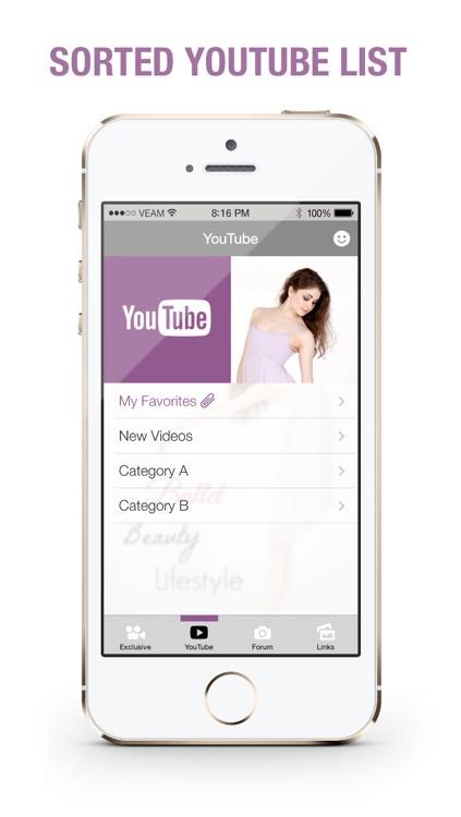 Kathryn Morgan Official App screenshot-4