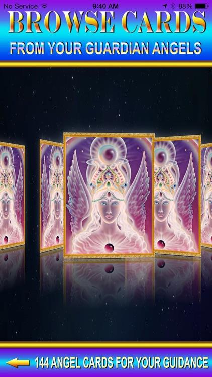 PEARLS OF WISDOM ANGEL CARDS ~ AEOLIAH screenshot-3
