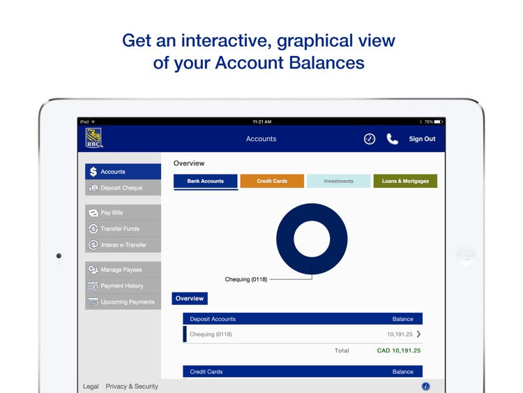 RBC Canada screenshot-0