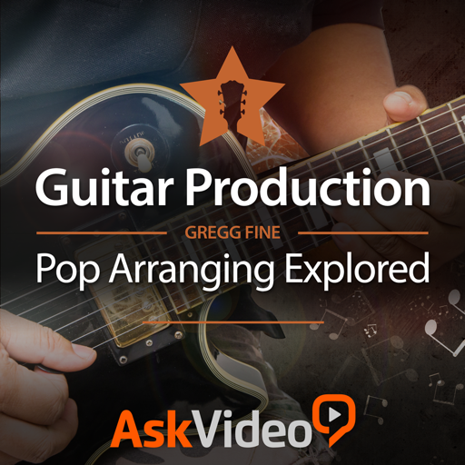 Pop Guitar Arrangement Course